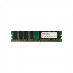 V7 Kit mémoire 1GB DDR1 400MHZ CL3