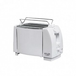 ADLER EUROPE Grille-pains AD 33 Toaster 2 fentes