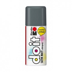 MARABU Peinture aérosol do it SATIN MATT, graphite