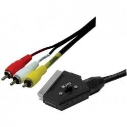 LOGILINK Câble péritel,...