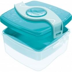 MAPED PICNIK Boîte à tartine ORIGINS LUNCH-BOX, turquoise