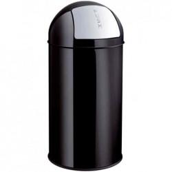 HELIT Helit Poubelle avec clapet, 50 litres