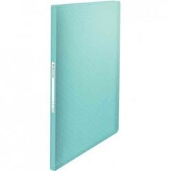 ESSELTE Porte-documents Colour'Ice, pp, A4, 80 pochettes