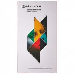 ELINCHROM Diffuseur Translucide pour Profondeur 125cm