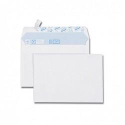 GPV Paquet de 100 enveloppes blanches dont 20 gratuites C6 114x162 75 g