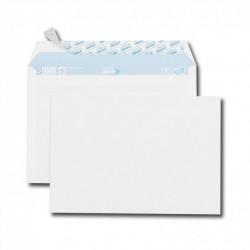 GPV Paquet de 25 enveloppes blanches C5 162x229 80 g/m² bande de protection
