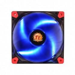 THERMALTAKE Ventilateur 12cm Pour Boîtier PC LUNA LED bleu