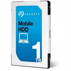 SEAGATE Disque Dur Interne Mobile HDD 1TB Thin 7mm SATA 2,5""