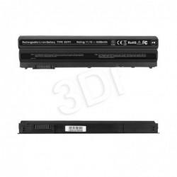 QOLTEC Batterie pour Portable Dell 5200 mAh