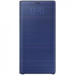 SAMSUNG Etui Folio LED View Cover Original pour Galaxy Note 9 Bleu