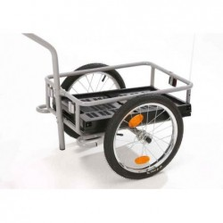 FISCHER Remorque à vélo Profi Plus III