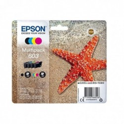 EPSON Pack 4 Cartouches Jet...