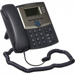 CISCO Téléphone VoIP filaire avec 3 Ligne + PC Port