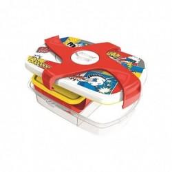 """MAPED Boîte à tartine CONCEPT LUNCH-BOX """"Comics"""""""