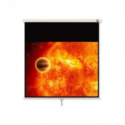 "AVTEK Ecran de Projection Plafond / Mural VIDEO 200 Manuel 195 x 146.5 cm 4:3 96"""