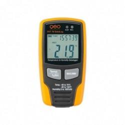 GEO-FENNEL Enregistreur de données de température et d'humidité FHT 70 DataLog