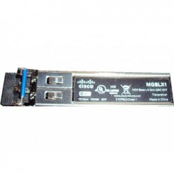 CISCO SFP (mini-GBIC) transceiver module 1000Base-LX LC single mode up to 10 km 1310 nm