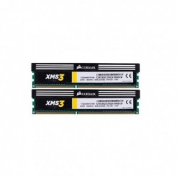 CORSAIR Mémoire 8GB (2x4gb) XMS3 DDR3 Memory