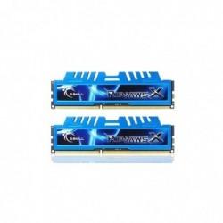 G.SKILL Memoire RipjawsX F3-17000CL9D-8GBXM (DDR3 DIMM 2 x 4 GB 2133 MHz 9)