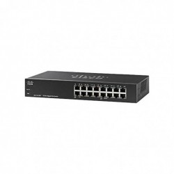 CISCO SG110-16HP Switch...