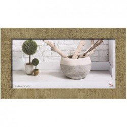 WALTHER Cadre Photo Home 15x30 cm Bois Beige