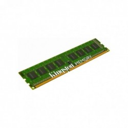 KINGSTON BARETTE MÉMOIRE KINGSTON DIMM DDR3 1600MHz PC3-12800 ECC 4GB