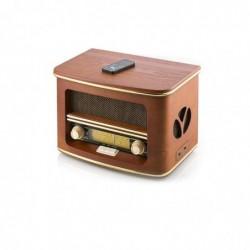 CAMRY Radio CR 1109 Vintage en Bois CD/MP3 player