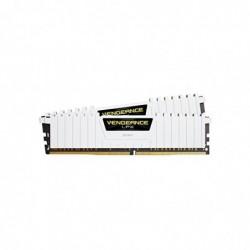 CORSAIR Mémoire LPX Vengeance16GB ( 2 x 8) DDR4 2666 MHz 288 Pins White