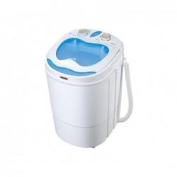 MESKO Machine à laver de Voyage Avec Essorage MS 8053 3 kg blanche