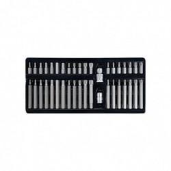 YATO Set de 40 clés spéciales (hex, torx, spline)