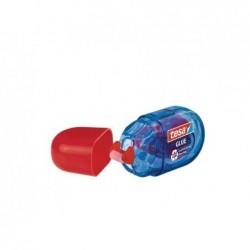 TESA ecoLogo Mini Roller de Colle Jetable 5 mm x 6 m Permanent