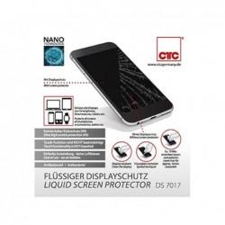 CLATRONIC Protection liquide pour écran CTC DS 7017