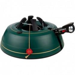 KRINNER Support pour Sapin de Noël Vert L jusqu'à 2,7 m de Haut et 12 cm Diamètre
