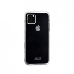 3SIXT Coque de Protection Pure Flex 2.0 pour iPhone 11 Pro Transparent