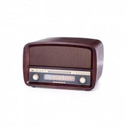 CAMRY Tourne Disque avec CD/MP3/USB/recording Bois