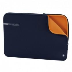 "HAMA Housse d'ordinateur portable ""Neoprene"", jusq. 36 cm (14,1""), bleue"