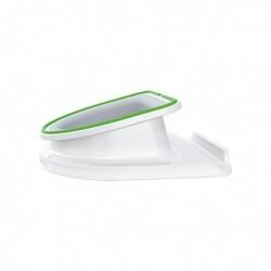 LEITZ Support rotatif de bureau pour Smartphones / Tablettes - Blanc