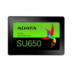 ADATA Disque Dur Interne SSD 2,5  Ultimate SU650 240GB