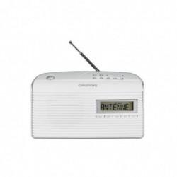 GRUNDIG Radio Music 61 blanc
