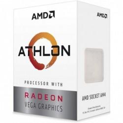 AMD Processeur AMD Athlon 200GE Socket AM4 3.2Ghz+5MB 35W