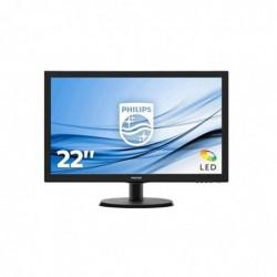 """PHILIPS Moniteur LCD avec SmartControl Lite 223V5LHSB2/00. Taille de l'écran: 54,6 cm (21.5"""")"""