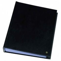 "RILLSTAB Protège-documents ""Original"" A4 30 pochettes Vues Noir"