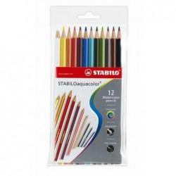 STABILO Etui de 12 crayons...