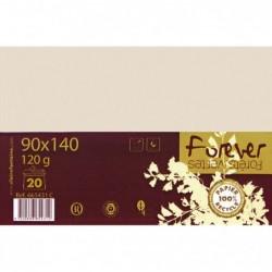 FOREVER Enveloppe 90x140...
