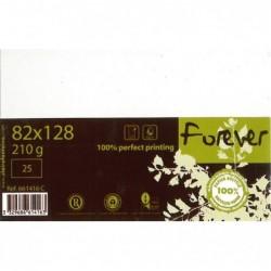 FOREVER Carte 82x128...