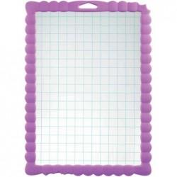 MAPED kit ardoise transparente Kidy'Board, Bleu OU Rose (sans choix possible)