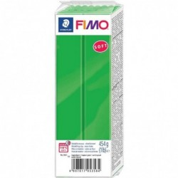 FIMO Pâte à modeler 454g, à cuire, vert tropique