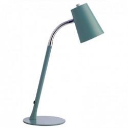 UNILUX Lampe de bureau LED FLEXIO 2.0, bleu