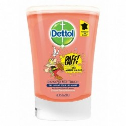 DETTOL Recharge de savon 250 ml pour distributeur No touch Classic Pamplemousse Action Antibactérienne