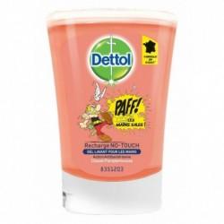 DETTOL Recharge de savon 250 ml pour distributeur No touch Classic Pamplemousse